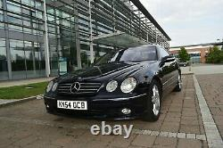 Mercedes cl 500 W215 Coupe