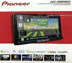 NEW Pioneer AVIC-W8500NEX Wireless Apple CarPlay, Car Stereo with 7 Touchscreen