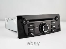 Navi Car DVD GPS Radio Player for Peugeot 407 2004-2010 7 Android 10 DSP 2+16gb