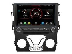 Navi Car GPS Dvd Radio Player for Ford Mondeo Fusion 2013-2015 8 Android 10 DPS