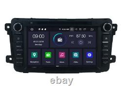 Navi Car Gps Dvd Radio Player for Mazda CX-9 2009-2013 7 Android 10 4+64gb WIFi