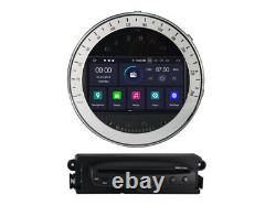 Navi Car Gps Dvd Radio Player for Mini Cooper BMW 2008-2015 7 Android 10 4+64gb