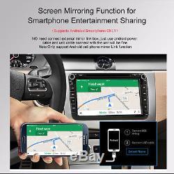 OEM VW Golf MK5 MK6 Jetta Skoda 8 Car Stereo Radio DVD Sat Nav GPS Bluetooth 3G