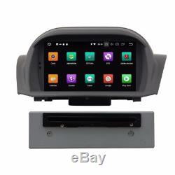 Octa Core Android 8.0 Car Stereo DVD GPS Player Navi for Ford Fiesta 2013-2016
