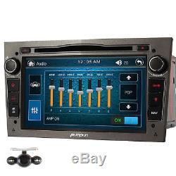 Opel Vauxhall Corsa Antara Astra Zafira 7 Car DVD CD Player GPS Reverse camera