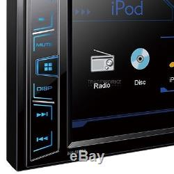 PIONEER AVH-190DVD 6.2 Double DIN Reverse Camera Car DVD Player Stereo Headunit
