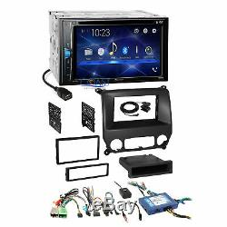 Pioneer 2018 Bluetooth Stereo Dash Kit Harness for Chevy Silverado GMC Sierra