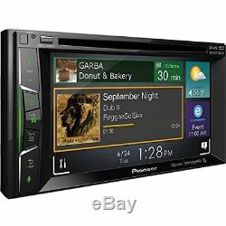 Pioneer AVH-1400NEX Double DIN Car Multimedia DVD Receiver Apple CarPlay
