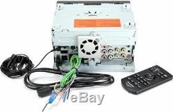 Pioneer AVH-1550NEX Double DIN Apple CarPlay DVD/CD Car Stereo In-Dash Receiver