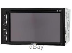 Pioneer AVH-201EX Car Stereo DVD Receiver with 6 Display Screen Bluetooth USED