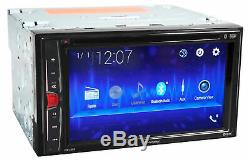 Pioneer AVH-210EX 6.2 Car DVD/CD/Bluetooth/iPhone/Android/USB Receiver+Camera