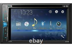 Pioneer AVH-211EX 2-DIN DVD/MP3/CD Player 6.2 Touchscreen Bluetooth Car Stereo
