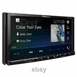 Pioneer AVH-601EX 2-DIN 7 Bluetooth Multimedia DVD Car Stereo Player Receiver