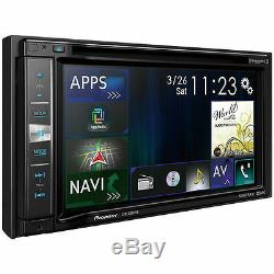 Pioneer AVIC-5201NEX Double DIN 6.2 Car Audio Stereo Media Receiver USB/CD/AUX