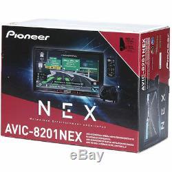 Pioneer AVIC-8201NEX Navigation Blueooth Android Auto/Apple CarPlay Car Stereo