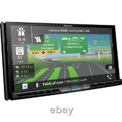 Pioneer AVIC-W8500NEX Double DIN Car Video In-Dash CD DVD Bluetooth Navigatio