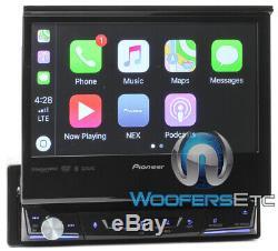 Pioneer Avh-3500nex 7 CD DVD Bluetooth Usb Apple Car Play Android Auto Hd Radio