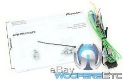 Pioneer Avh-w4400nex 7 CD DVD Bluetooth Hd Radio Car Play 13 Band Equalizer New