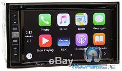 Pioneer Avic-5200nex 6.2 Tv DVD Mp3 Apple Carplay Gps Navigation Car Stereo New