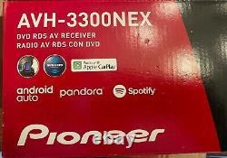 Pioneer NEX Car Stereo Model AVH-3300NEX