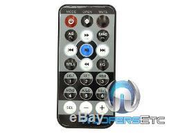 Pk FARENHEIT TI895B 7 TV CD DVD BLUETOOTH MP3 USB SD AUX STEREO + BACKUP CAMERA