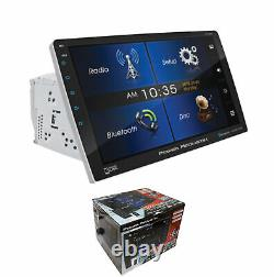 Power Acoustik 10.6 2 DIN Touch Screen DVD, CD/MP3 Car Stereo with Phone Link