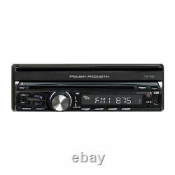 Power Acoustik PD-720B 1-DIN 300W Max 4-CH Digital In-Dash Multimedia Car Stereo