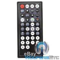 Power Acoustik Pd-651b In-dash 2-din 6.2 Tv CD DVD Mp3 Bluetooth Usb Sd Eq New