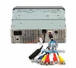 Power Acoustik Pd-721xb 7 CD DVD Mp3 Usb Sd Aux Bluetooth 300w Amplifier Stereo