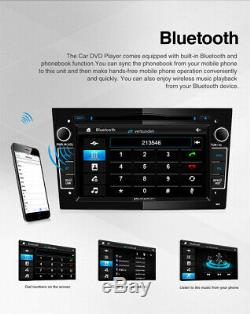 Pumpkin 7 Car DVD Player Stereo Radio GPS Sat Nav For Opel Astra H Corsa Zafira