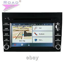 Quad Core Android 9.0 Car DVD Player For Porsche 911 997 Boxter Cayman GPS Navi