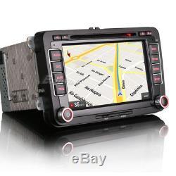 RADIO GPS Car DVD Player Navegación For VW PASSAT GOLF SEAT LEON TOLEDO 7900VGS