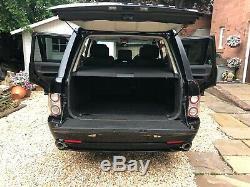 Range Rover Vouge Overfinch