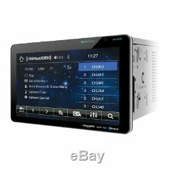 SOUNDSTREAM Double DIN SiriusXM Ready DVD/CD Bluetooth Car Stereo VR-1032XB