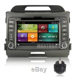 Sat Nav Car DVD GPS Autoradio Stereo For Kia Sportage 2011 2012 2013 2014 2015