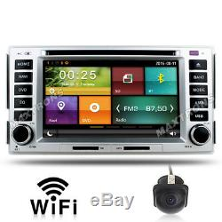 Sat Nav Car DVD GPS Player Stereo For Hyundai New Santa Fe 2006-2012 free Camera