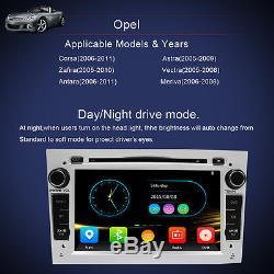 Silver Opel Vauxhall Astra/Vectra/Corsa/Vivaro/Zafira Car Stereo DVD Player GPS
