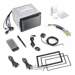 Sound Around Pyle Car Stereo System Double DIN Android Headunit Receiver