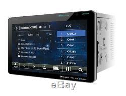 Soundstream VR1032XB 2-din 10.3 CD DVD USB Bluetooth SiriusXM Ready Car Stereo