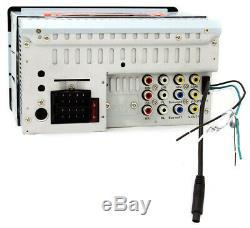 Soundstream VRN-63HB PRO 6.2 TV CD DVD GPS USB Navigation Bluetooth