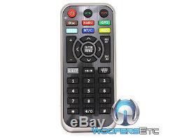 Soundstream Vr63b 6.2 Tv CD Mp3 DVD Bluetooth Usb Aux 300w Amplifier Car Stereo