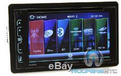 Soundstream Vr-65xb 6.2 Tv CD DVD Usb Aux Bluetooth Sirius XM Ready Car Stereo