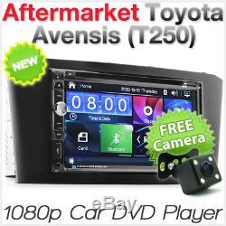 Toyota Avensis T250 Car DVD MP3 Player Head Unit Radio Stereo Fascia Facia Kit E