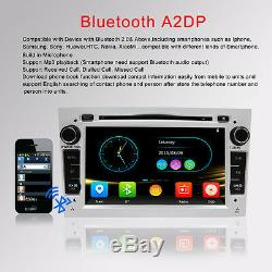 UK Car Stereo DVD Player GPS Opel Vauxhall Zafira Astra Corsa Vivaro Vectra OEM