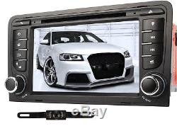 Uk Free Camera Car Sat Nav Ipod Dvd Player Gps For Audi A3