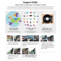 VW Caddy Golf 5 6 Passat CC 7 Car Stereo DVD Player GPS sat nav DAB+ Bluetooth