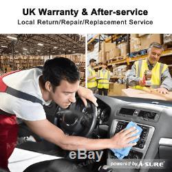 VW Golf MK5 MK6 Passat Tiguan Car GPS Stereo Radio SATNAV DVD Player DAB+ Camera