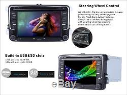 VW SKODA FABIA YETI SUPERB OCTAVIA Headunit Car Stereo DVD Player GPS Bluetooth