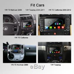 VW T5 Multivan 2004-2011 TOUAREG Car DVD Player Stereo Radio GPS Sat Nav 3G BT
