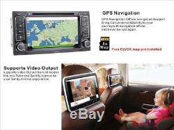 VW T5 Multivan 2004-2011 TOUAREG Car DVD Player Stereo Radio GPS Sat Nav Camera